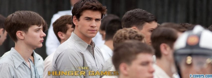 hunger games gale facebook cover