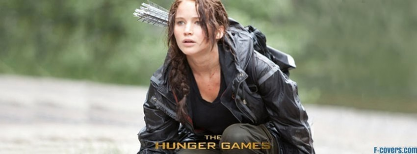 hunger games katniss facebook cover