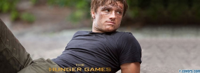 hunger games peeta facebook cover