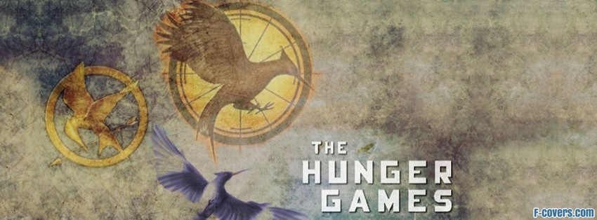 hunger games vintage facebook cover