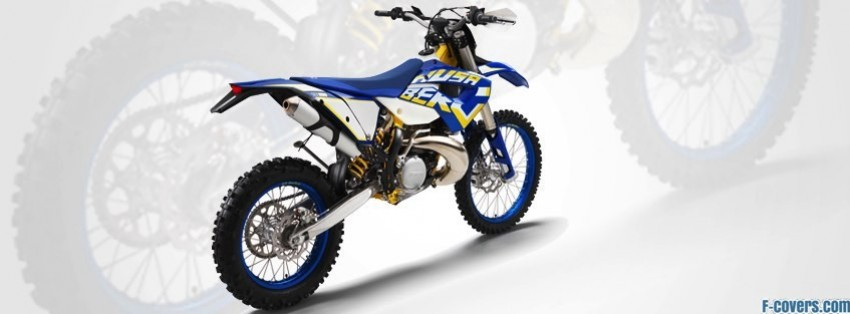 husaberg te250 4 facebook cover