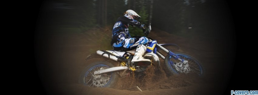 husaberg te250 facebook cover