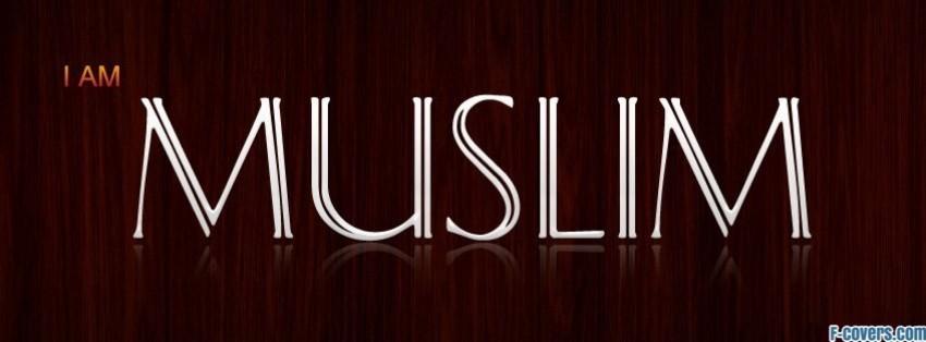 i am muslim facebook cover