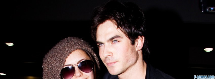 """nina dobrev and ian somerhalder dating timeline A source who knows both nina dobrev and orlando bloom told people the stars may the source tells people """"he is dating and with ian somerhalder."""