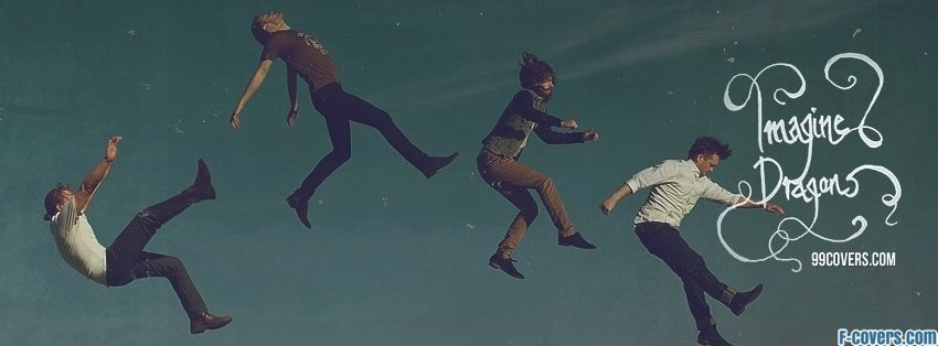 imagine dragons backwards facebook cover