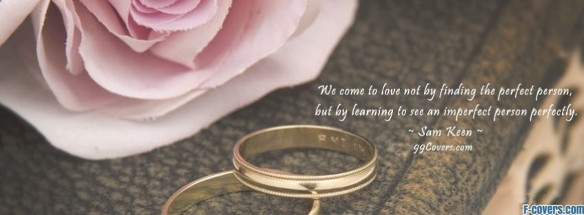 Marriage Facebook Covers