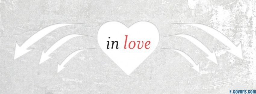 in love at profile pic facebook cover