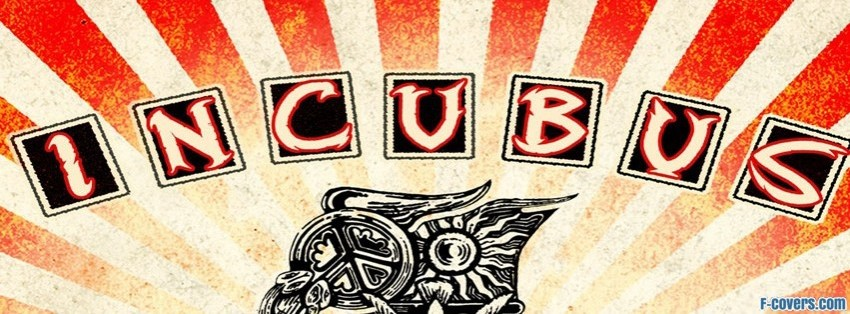 incubus facebook cover