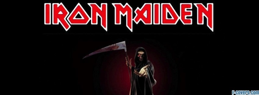 iron maiden facebook cover timeline photo banner for fb