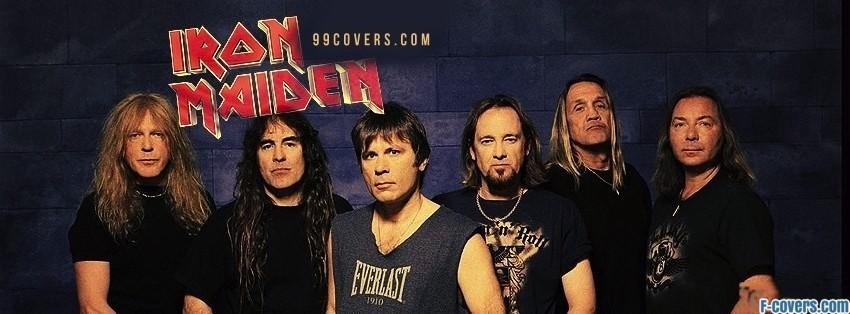 iron maiden facebook cover