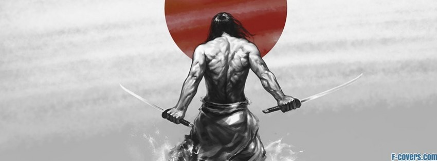 japanese samurai katanas facebook covers