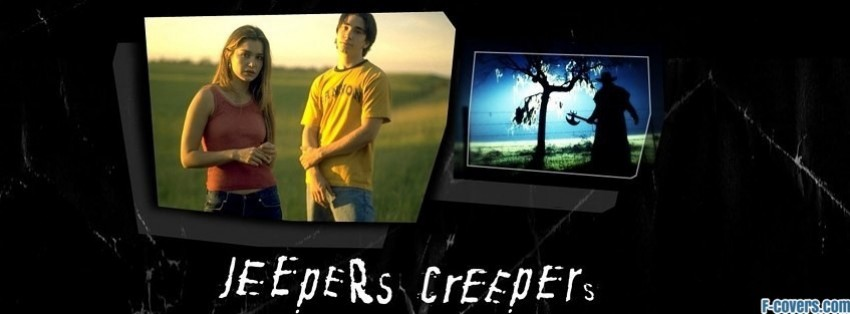 jeepers creepers Facebook Cover timeline photo banner for fb