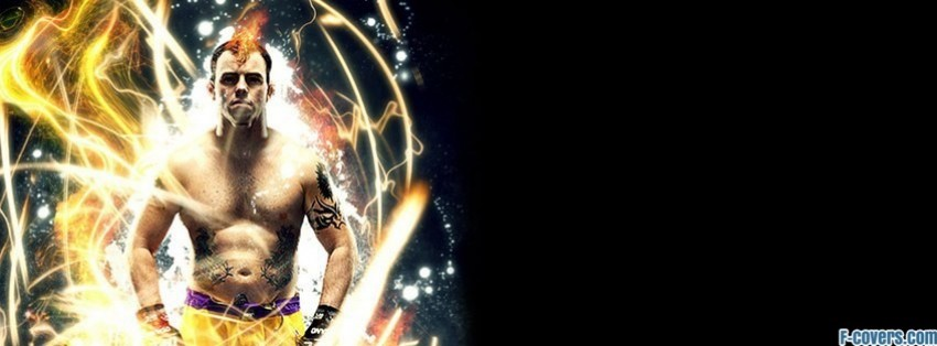 Mixed martial arts facebook covers