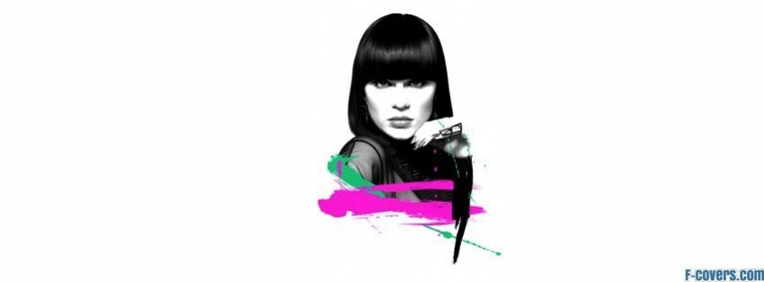 jessie j facebook cover