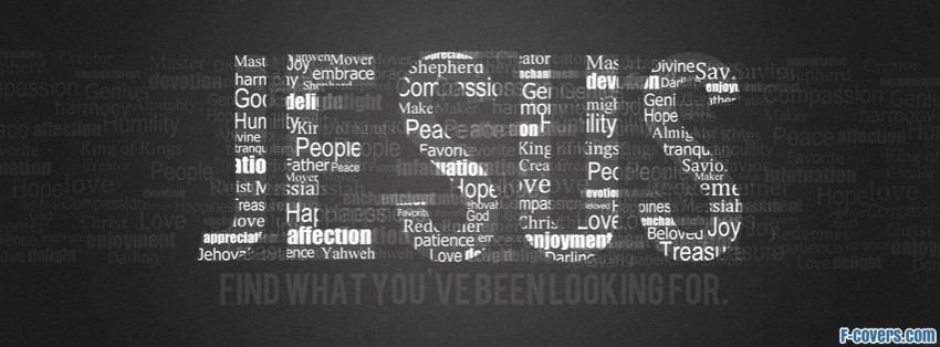 jesus grey facebook cover
