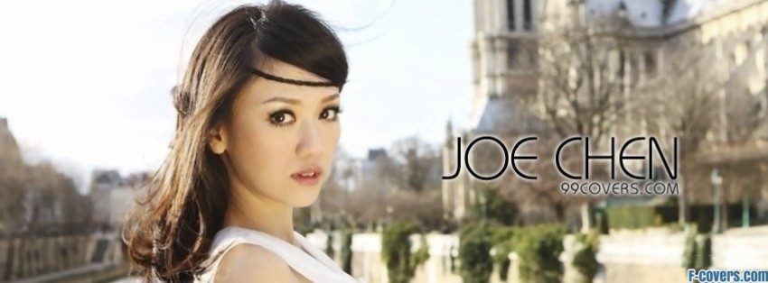 joe chen qiao en facebook cover