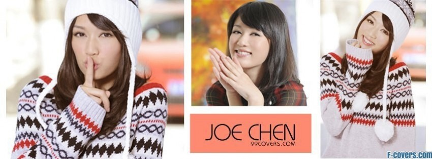 joe chen winter facebook cover