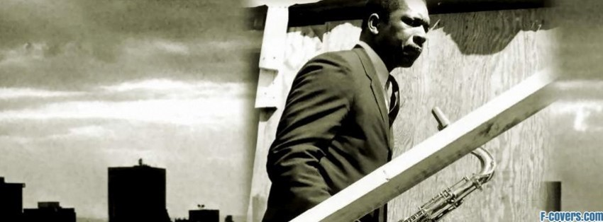 john coltrane facebook cover