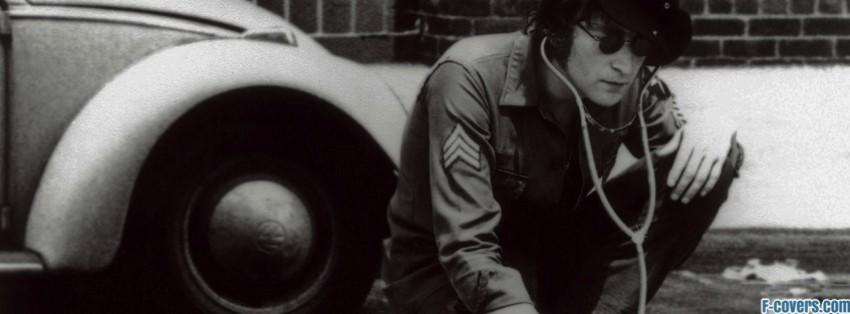 John Lennon 6 Facebook Cover