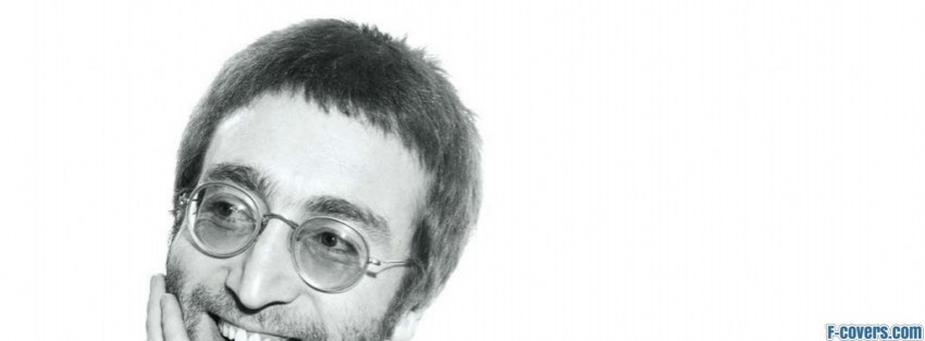 john lennon facebook cover
