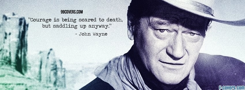 john wayne facebook cover