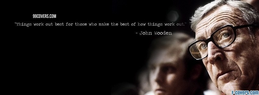 john wooden facebook cover
