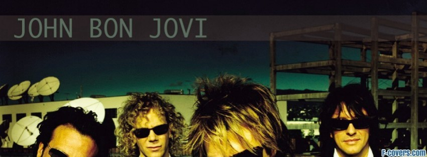 jon bon jovi have a nice day facebook cover
