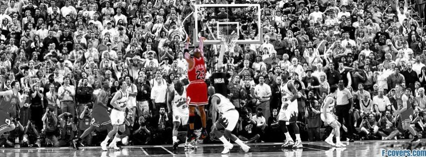 jordan jump shot facebook cover