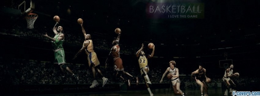 jump shot different teams facebook covers