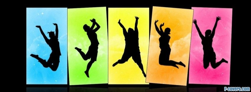jumping facebook cover