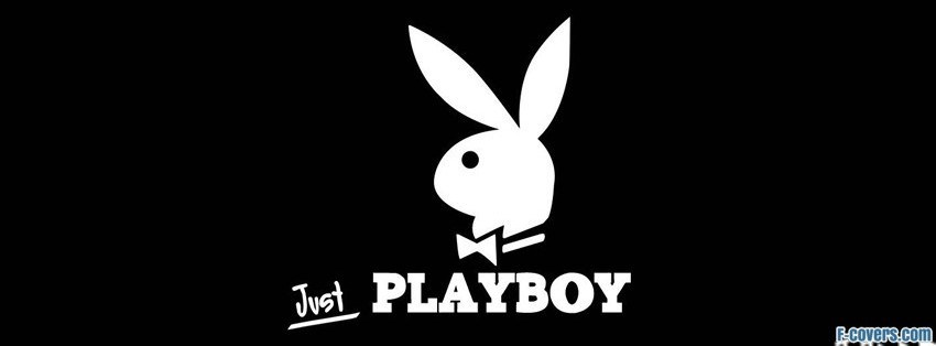 just playboy facebook cover