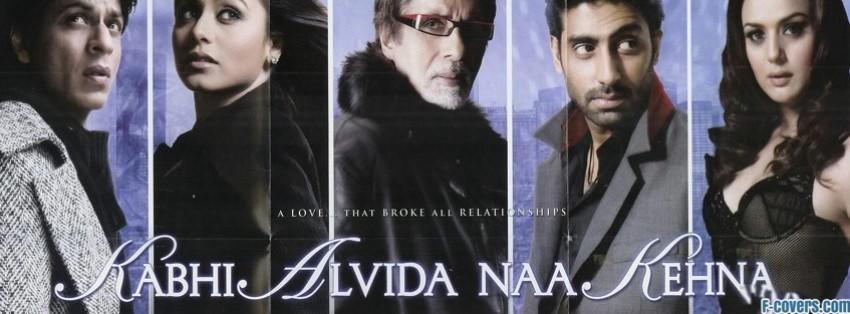 kabhi alvida na kehna facebook cover