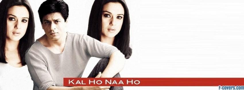 kal ho na ho facebook cover