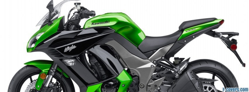 Kawasaki Ninja 1001 Facebook Cover Timeline Photo Banner For Fb