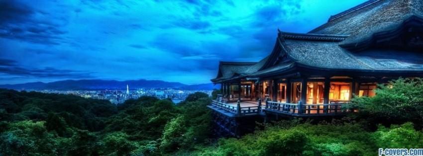 kiyomizu dera facebook cover