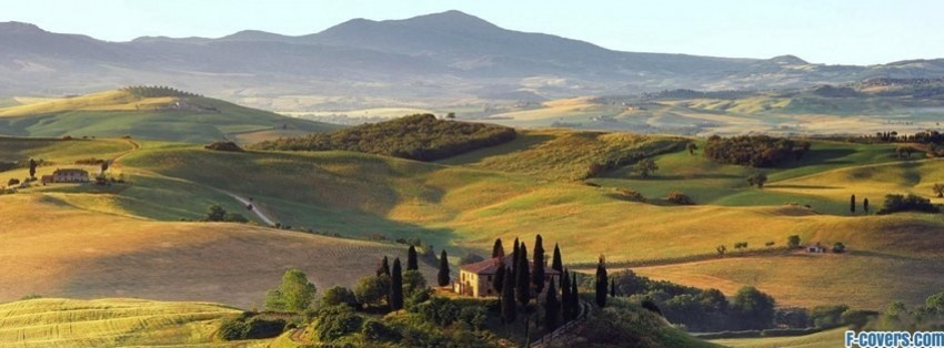 landscape italy facebook cover