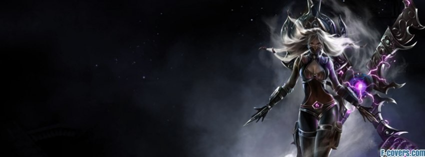 league of legends fantasy art facebook cover