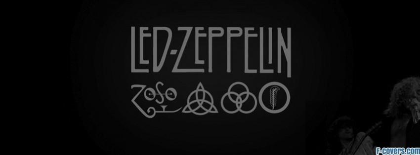 led zeppelin facebook cover