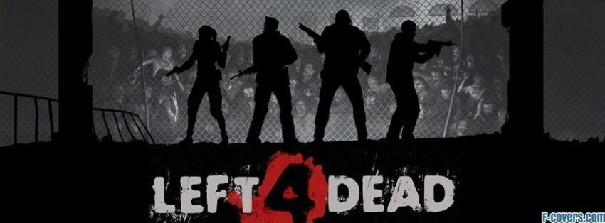 left 4 dead 1 facebook cover