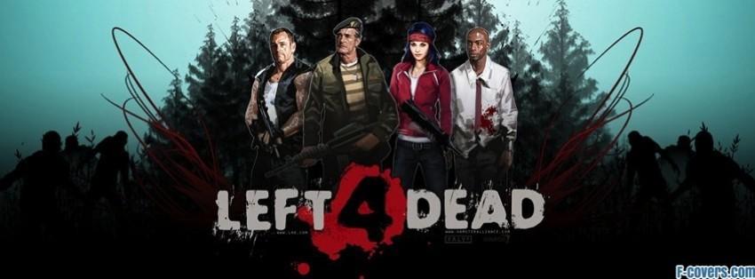 left 4 dead facebook cover