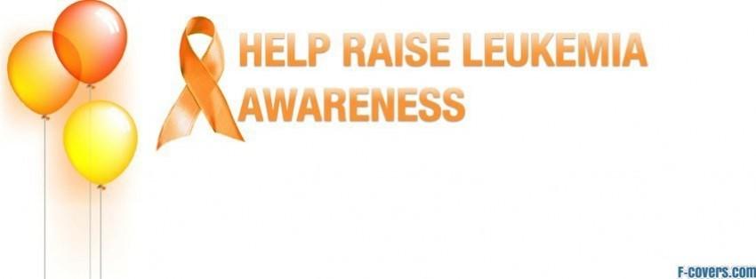 leukemia awareness facebook cover