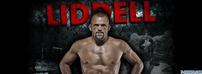 liddell facebook cover