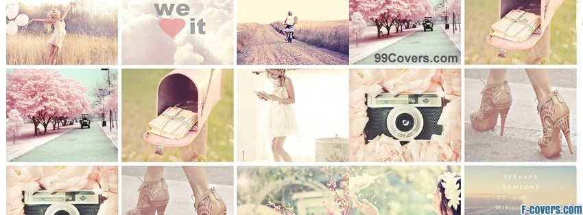 life collage facebook cover
