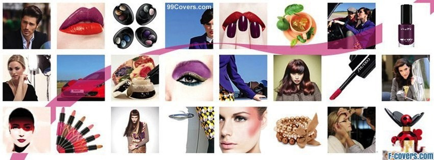 Lifestyle Fashion Swag Collage Facebook Cover Timeline