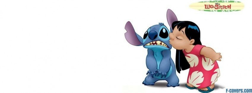 lilo and stich Facebook Cover timeline photo banner for fb
