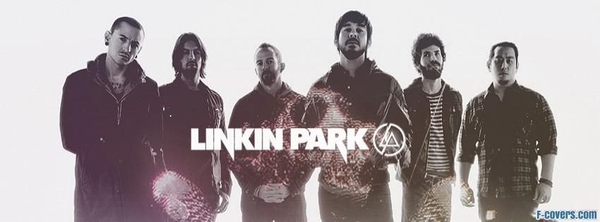 linkin park band facebook cover