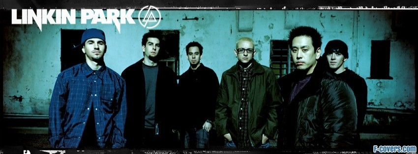 linkin park one facebook cover