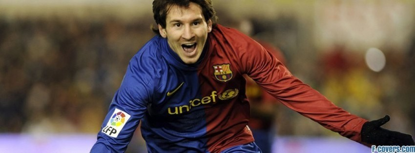 lionel andres messi 1 facebook cover