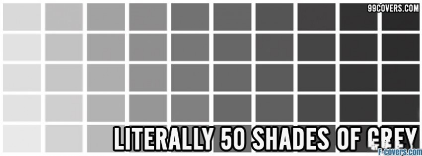 50 Shades Of Grey Facebook Cover Timeline Photo Banner For Fb