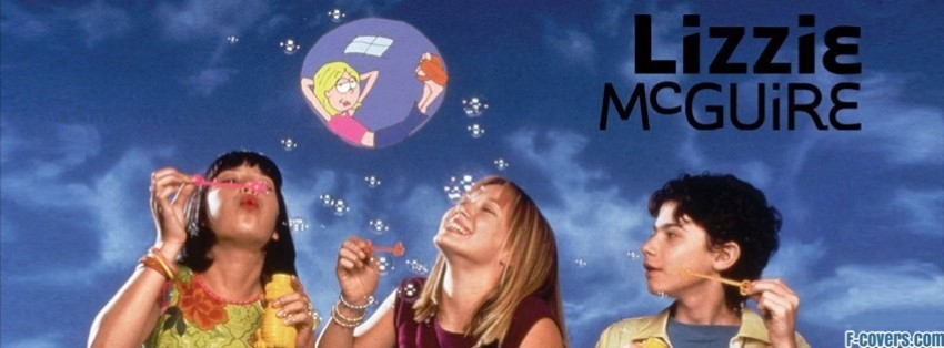 lizzie mcguire Facebook Cover timeline photo banner for fb
